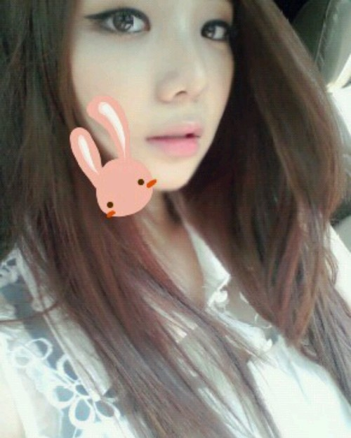 Kaeun After School's Google+ Update